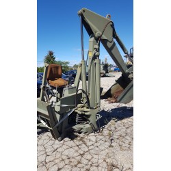 Backhoe attachment ACS 1000...