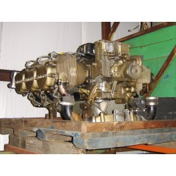 Continetial 0-470 Engine
