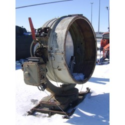 WWII GE Searchlight