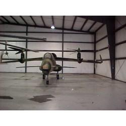 Prototype Tilt Rotor Aircraft