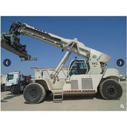 Terex TFC 45 Reach Stacker
