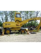Heavy Equipment Material handlers Forklifts Scoop Loaders Scrap