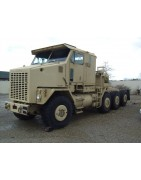 Dump Trucks, Wreckers, LMTV, MRAP, HMMWV, Unimog, 5 ton, M818
